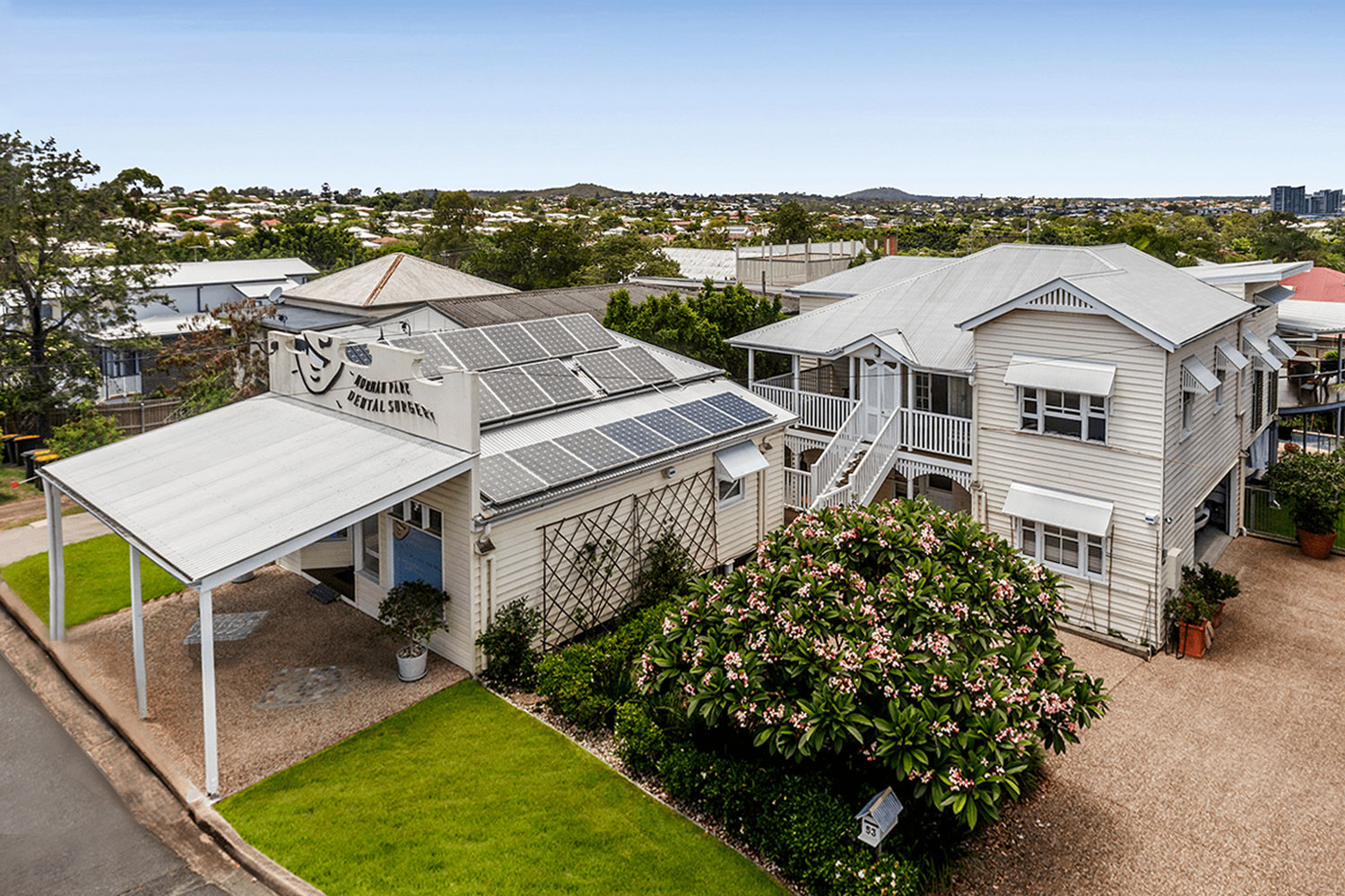 Commercial Character - Tennyson St, Norman Park