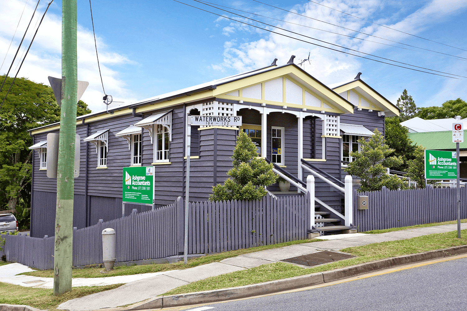 Commercial Character - Waterworks Rd, Ashgrove