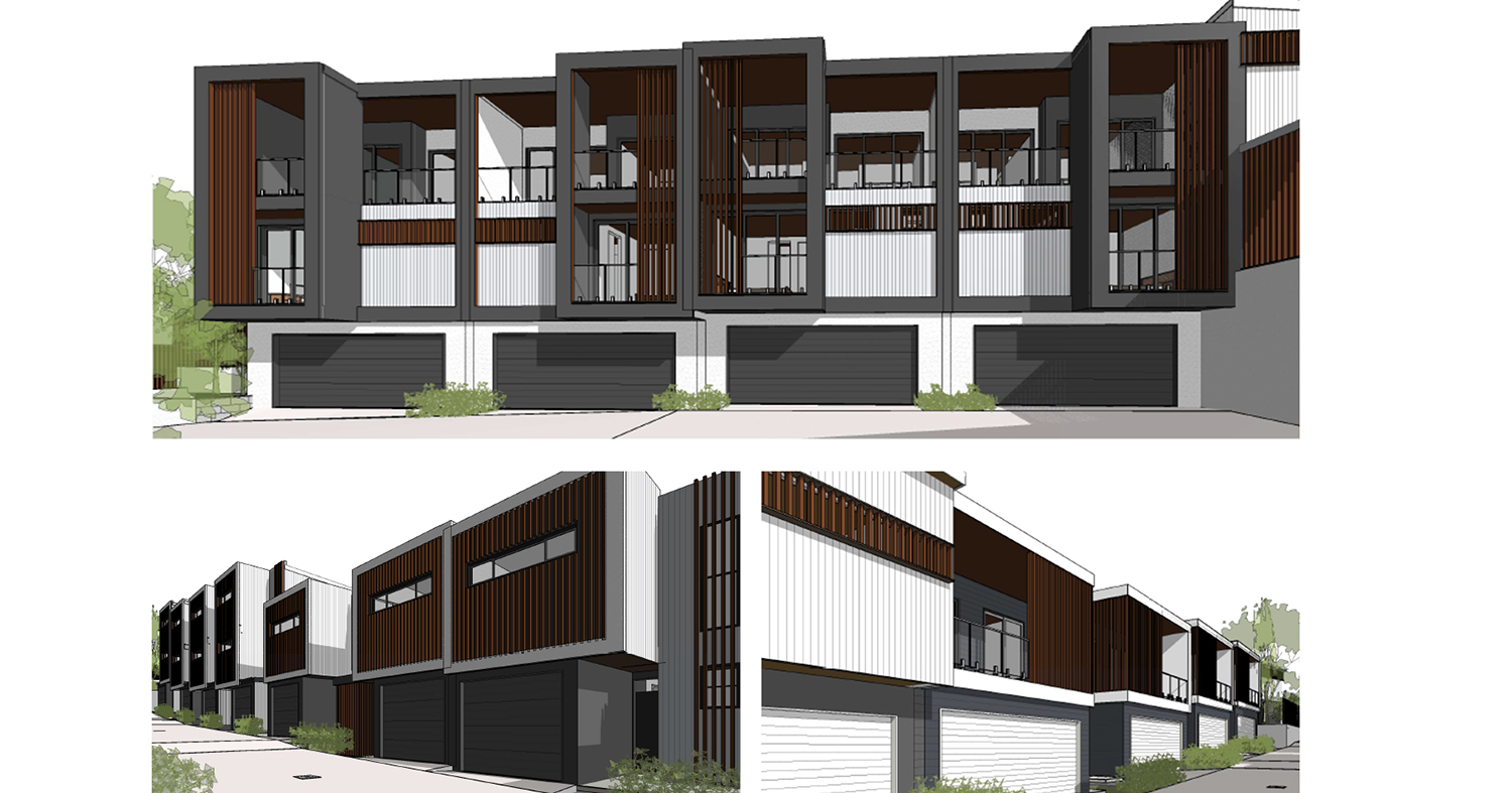 Multi Residential - 29 Town House Development