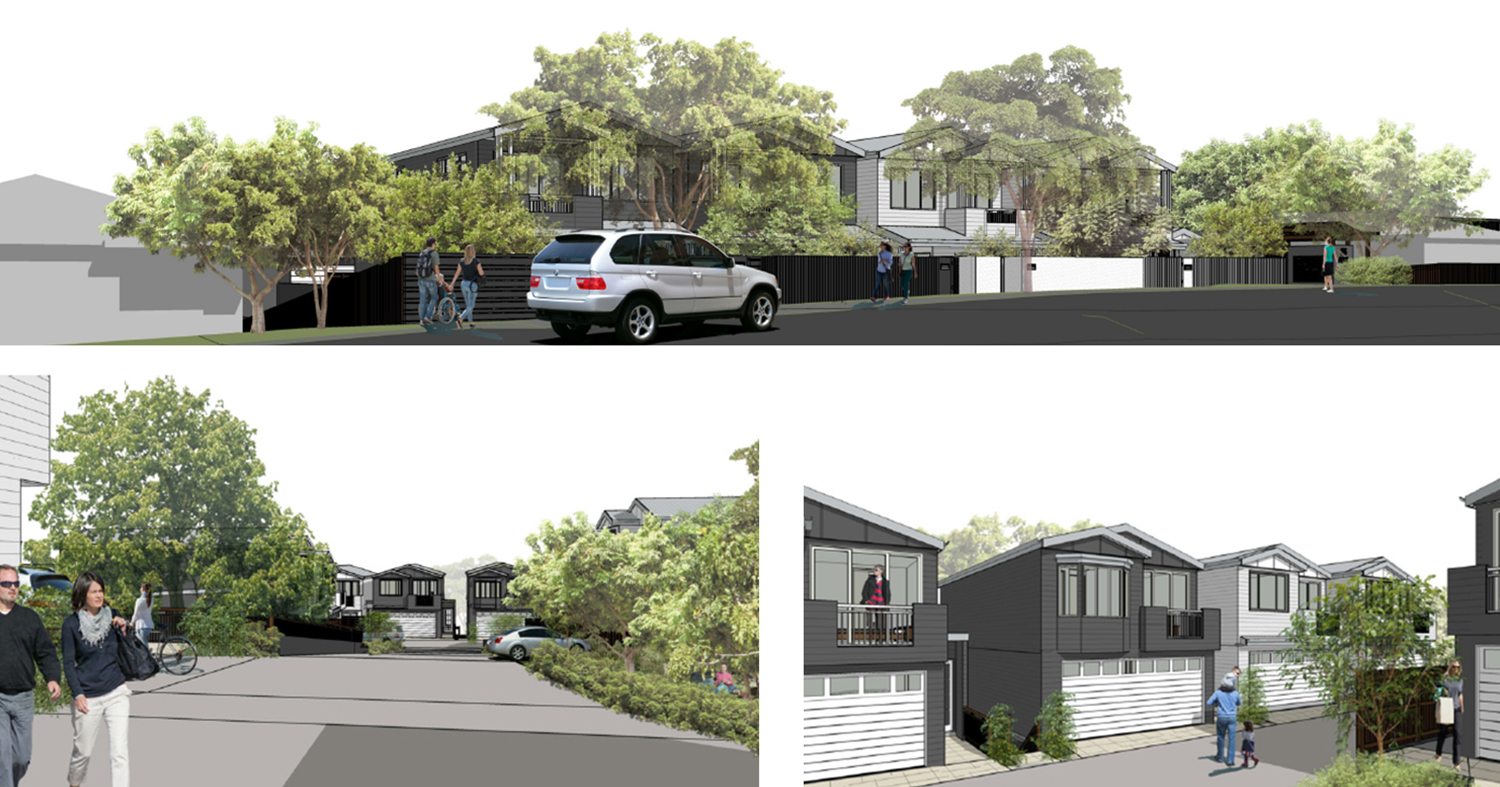 Residential - 26 Town House Development