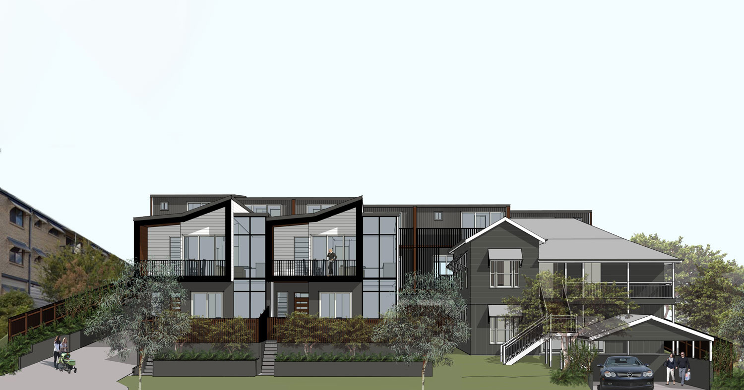 Multi-residential - Town House Development