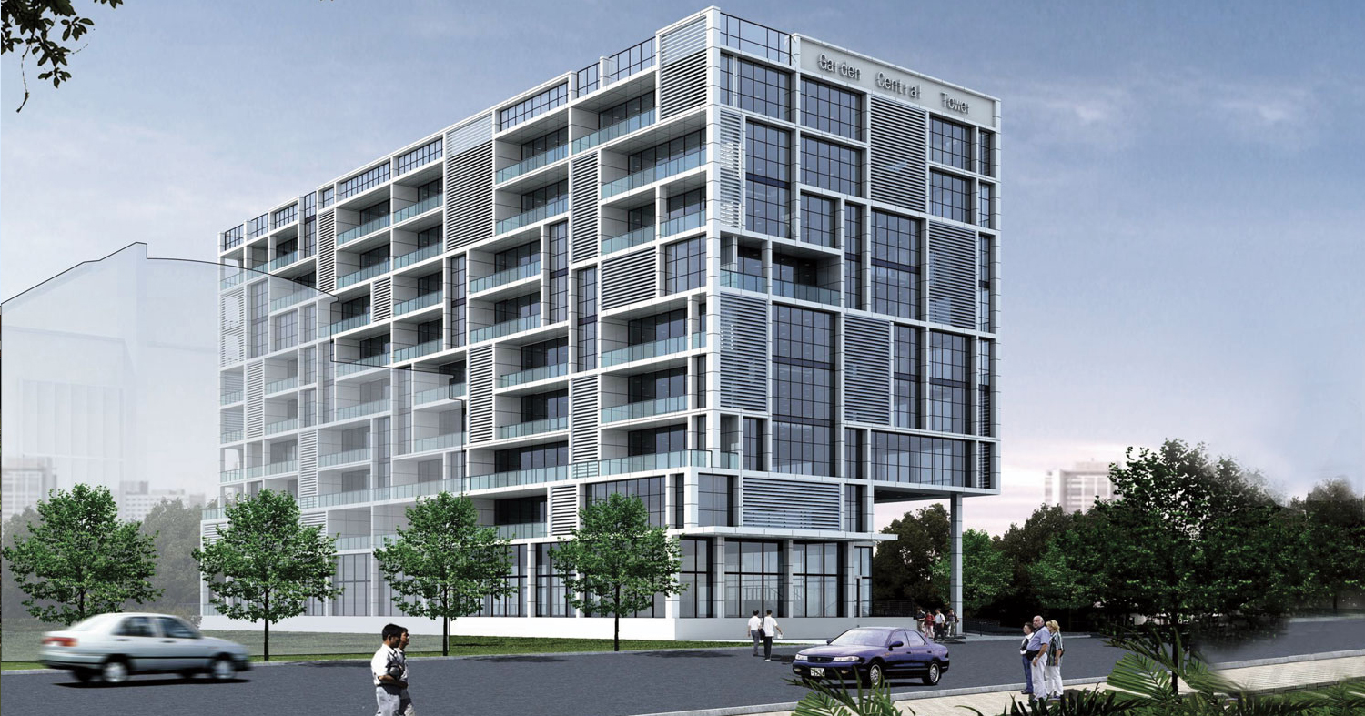 Commercial - 10 Storey Office Building