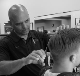 KENT MCCALLUM - Owner / Barber