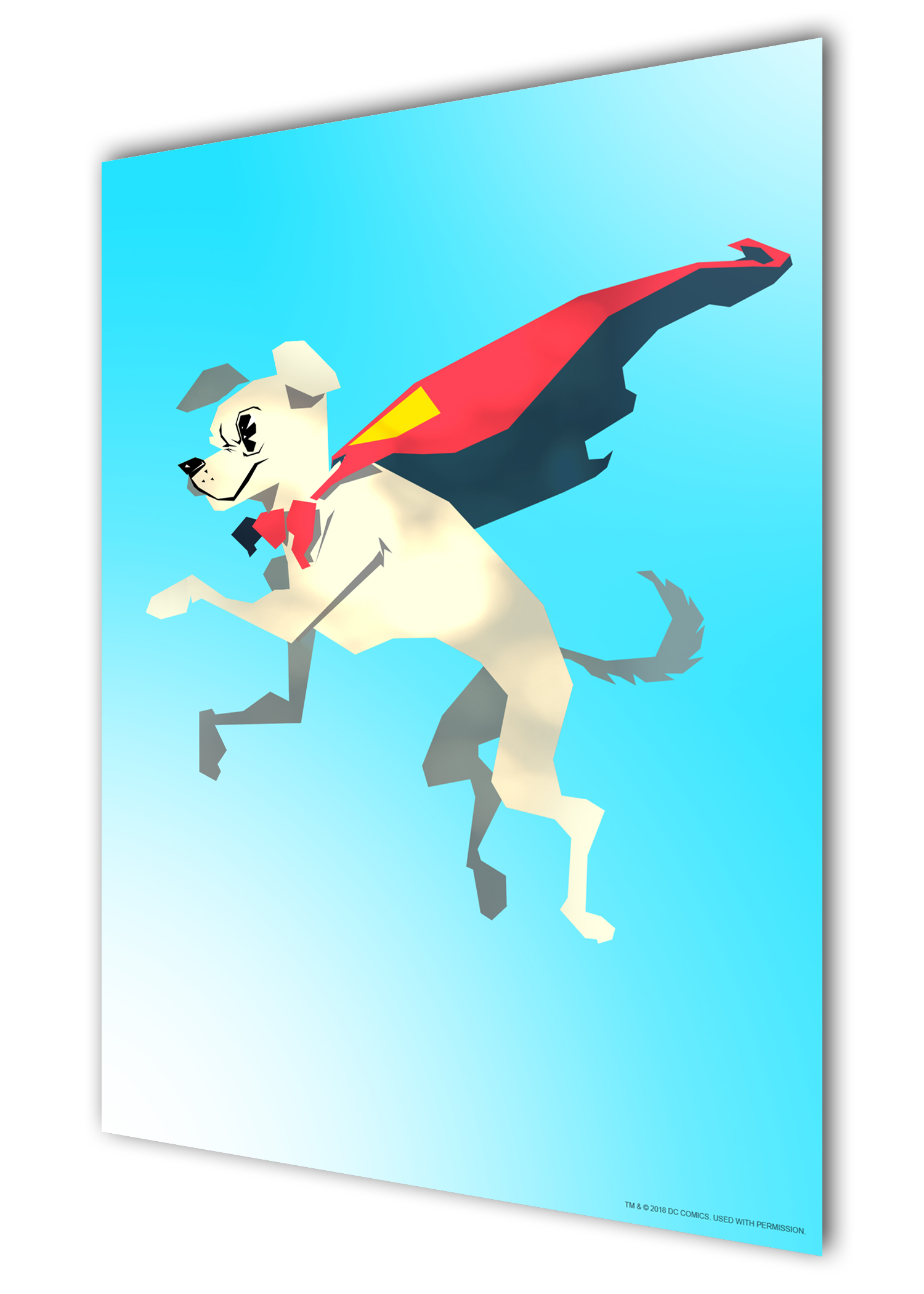 #dc5 - krypto (super rare)