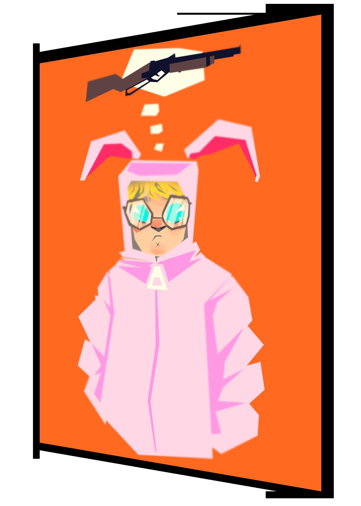 #004 - pink nightmare (super rare)