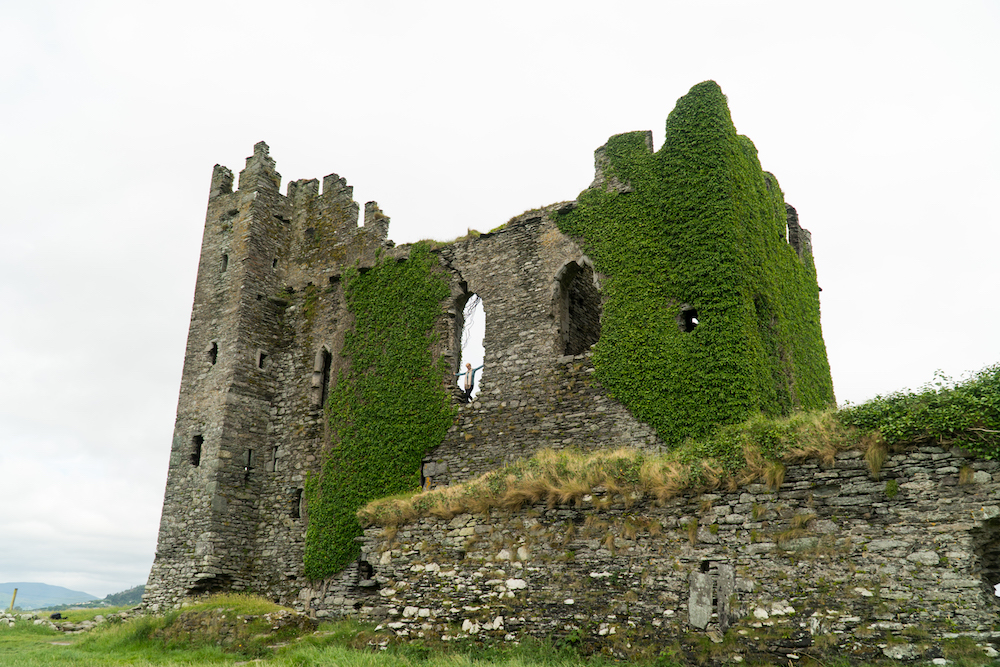 balleycarberry, our favorite castle
