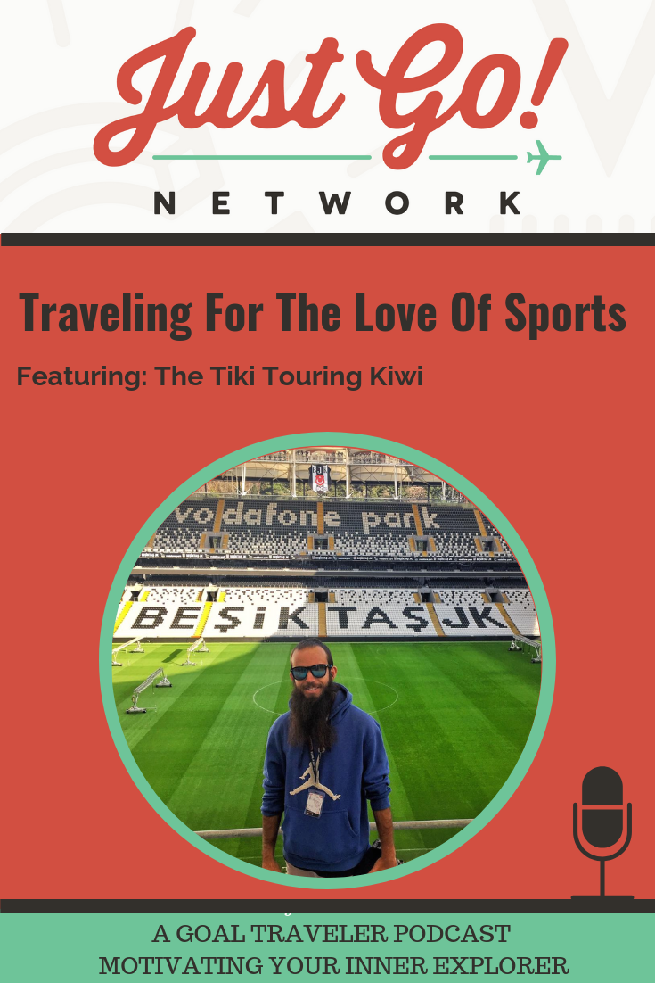GOAL TRAVELER-PODCAST- JUST GO NETWORK-TIKI-TOURING-KIWI