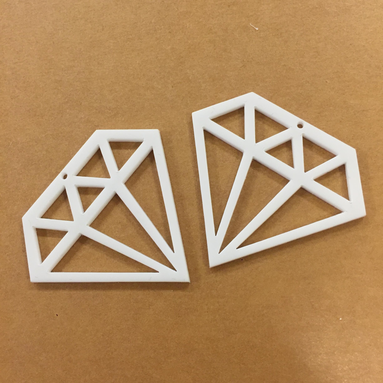 Final white diamond