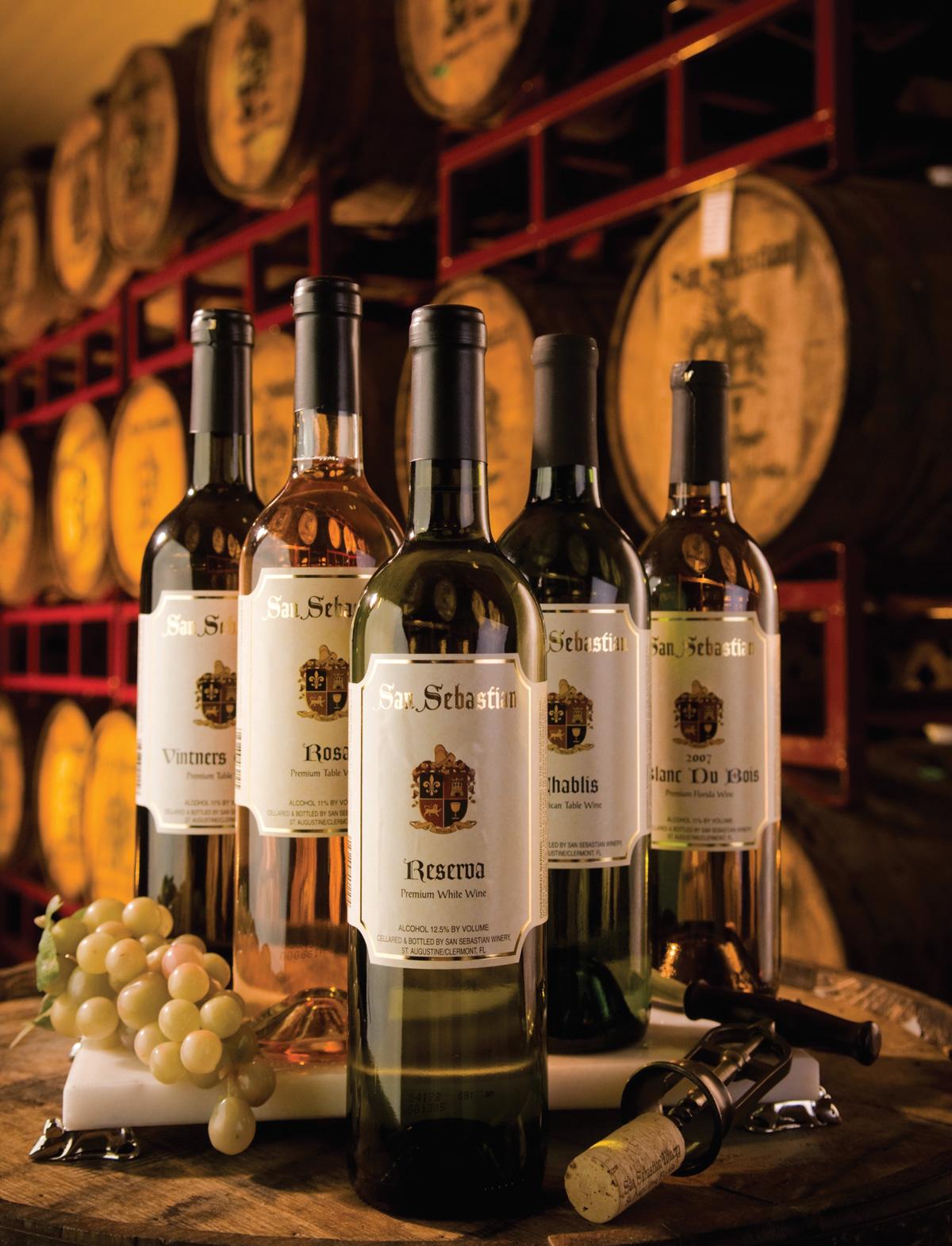 San Sebastian Winery -