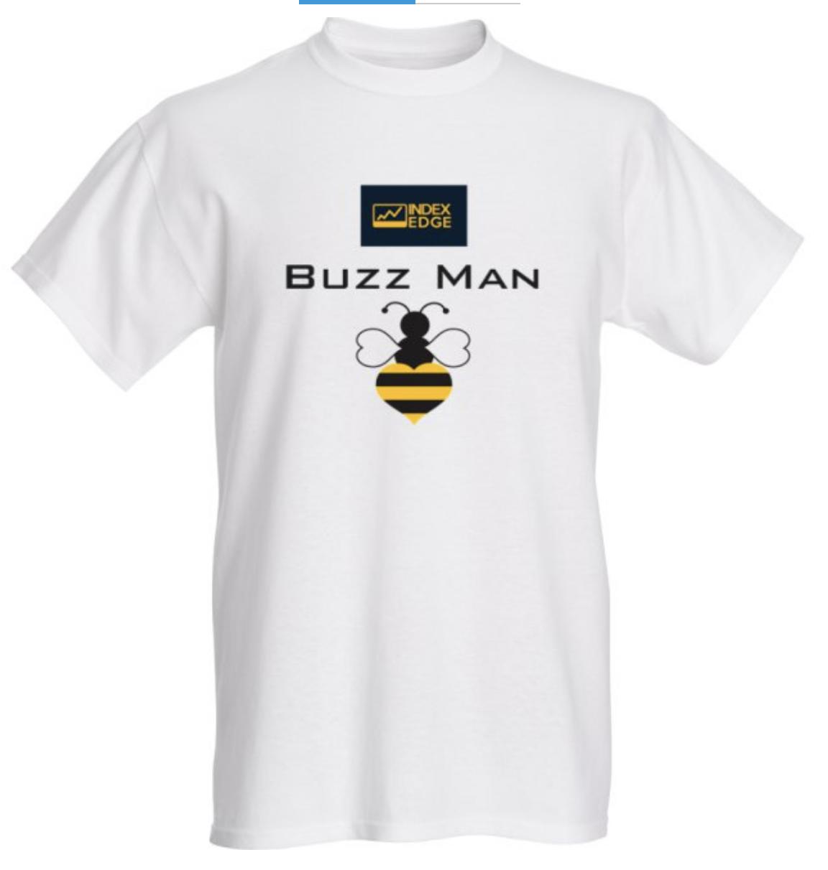 1. Buzz Man (Choice of M,L or XL)