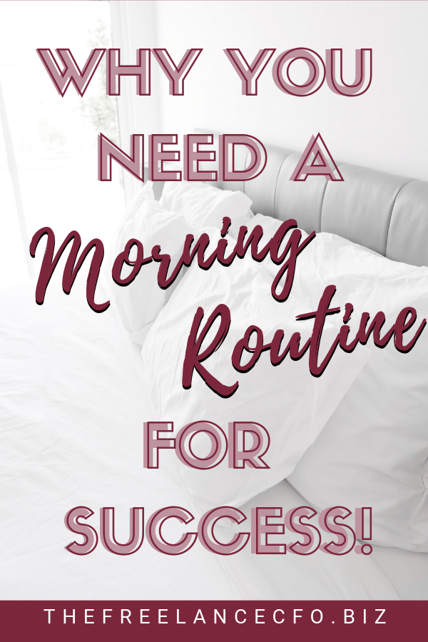 There is a good reason why all the most successful famous people you've heard of have a solid morning routine. It's all about self-care! Here's how to make the most of your mornings.