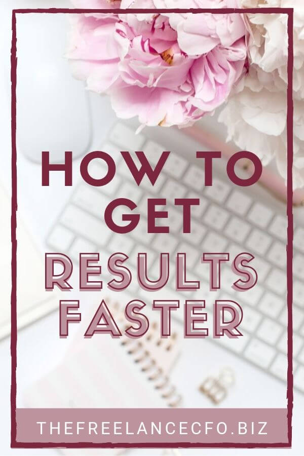 If you feel like you've hit a wall in your business, there is one tried and true hack that will help you get results faster.. And it's both simple and surprising! Try this strategy and your business will be reaching new heights before you know it!