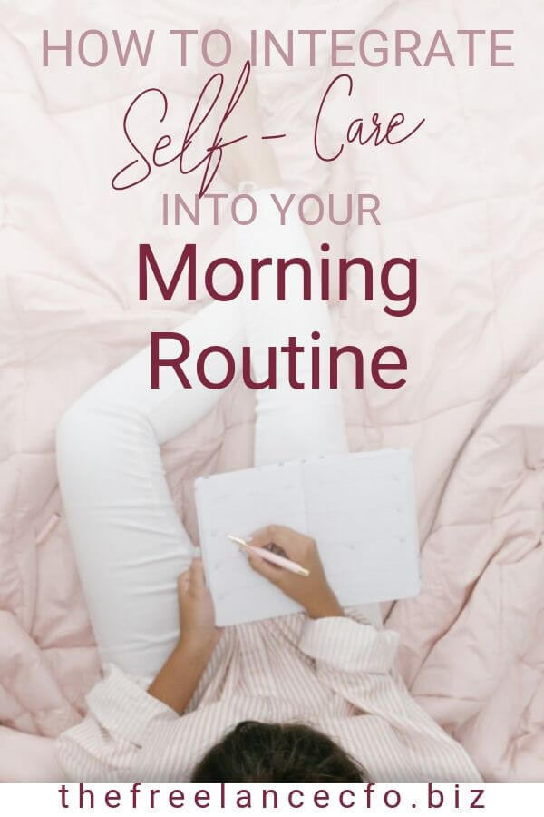 Do you have a self-care morning routine? There is a surprising reason why this is important to your success. Hint: It has to do with your productivity. Check it out!