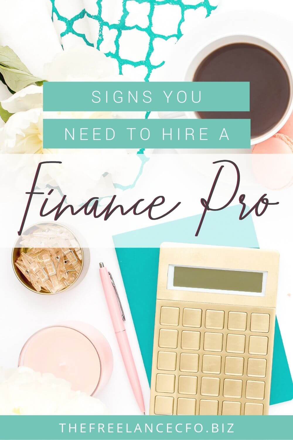 If you're a freelancer, there will always come a point in your business when it no longer makes sense to handle the bookkeeping yourself. Why? Because your time is more valuable than that. But more than that, you need to think about these key things - click to learn more!
