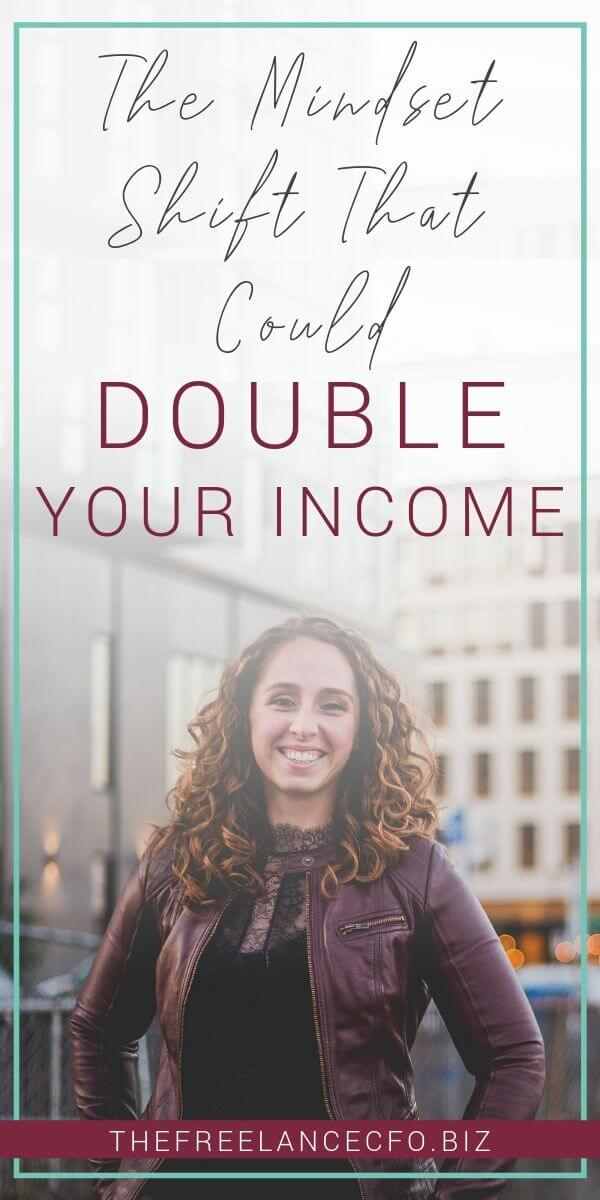 double your income with the freelance cfo