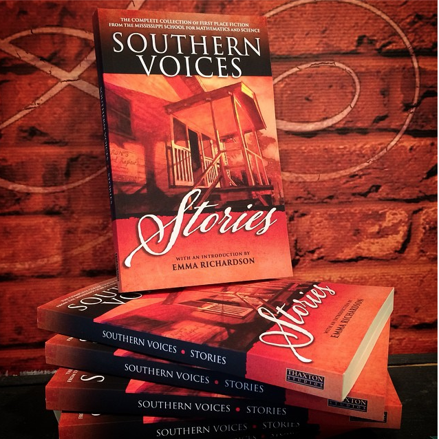 Making waves - Read my essay that was part of the Southern Voices anthology