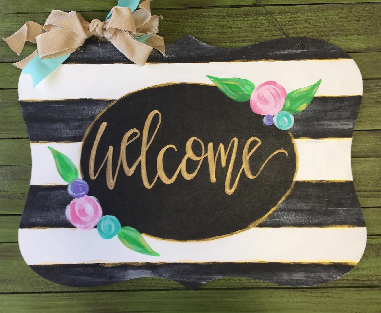 wooden door hanger welcome.jpg