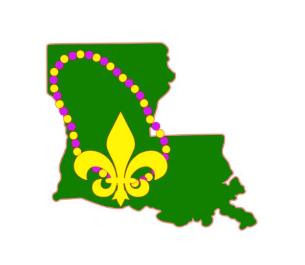 Louisiana mardi gras.JPG