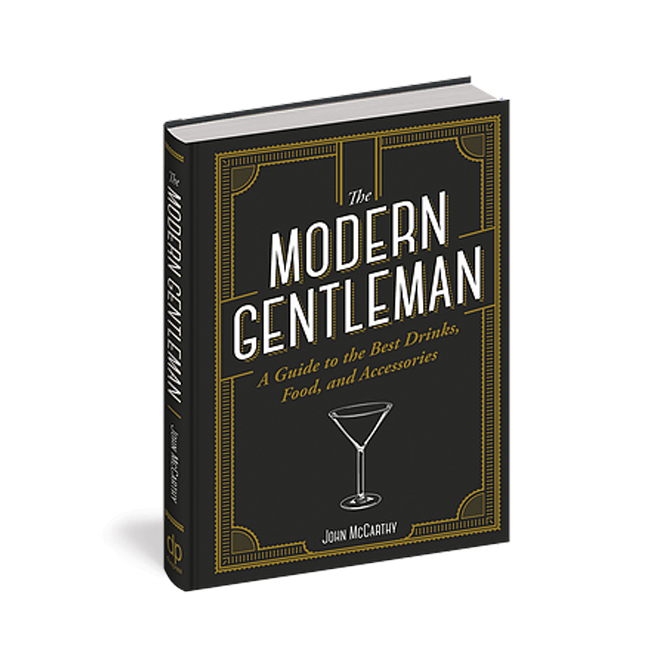 The Modern Gentleman - Client: duopressAD: Thomas BoucherIllustrator: Stephen DavisBook Design: Thomas Boucher(Click image for more.)