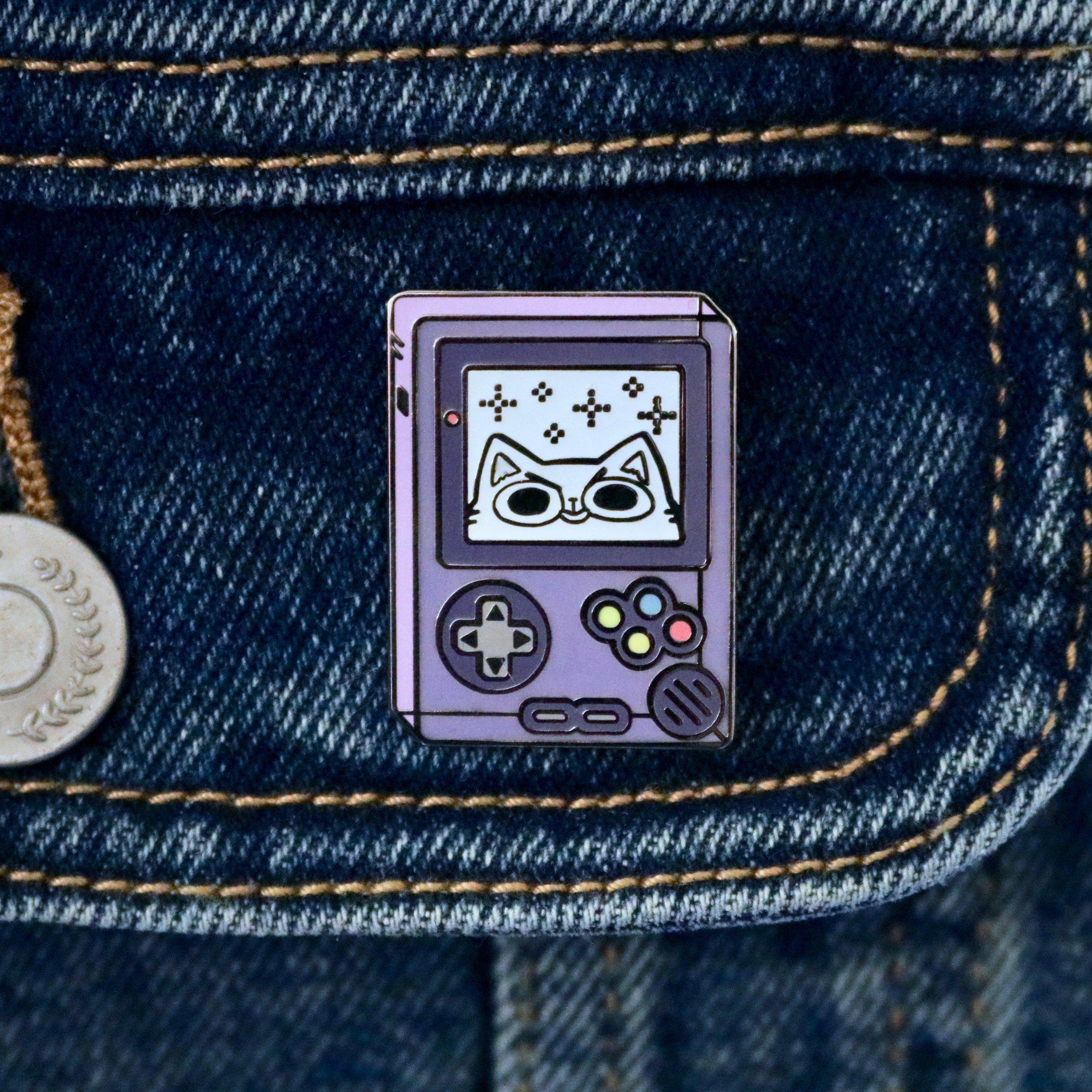 0?? - Video Game Cat (Purple), 2019