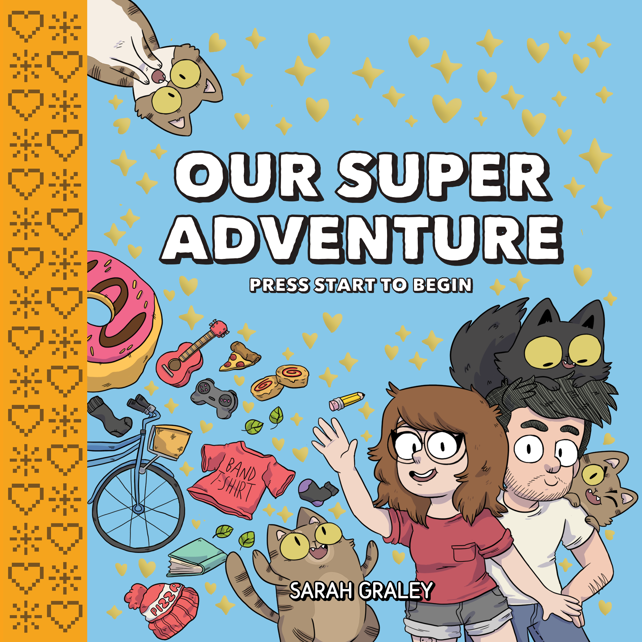 our super adventure 1 - OUT NOW!ONI PRESS