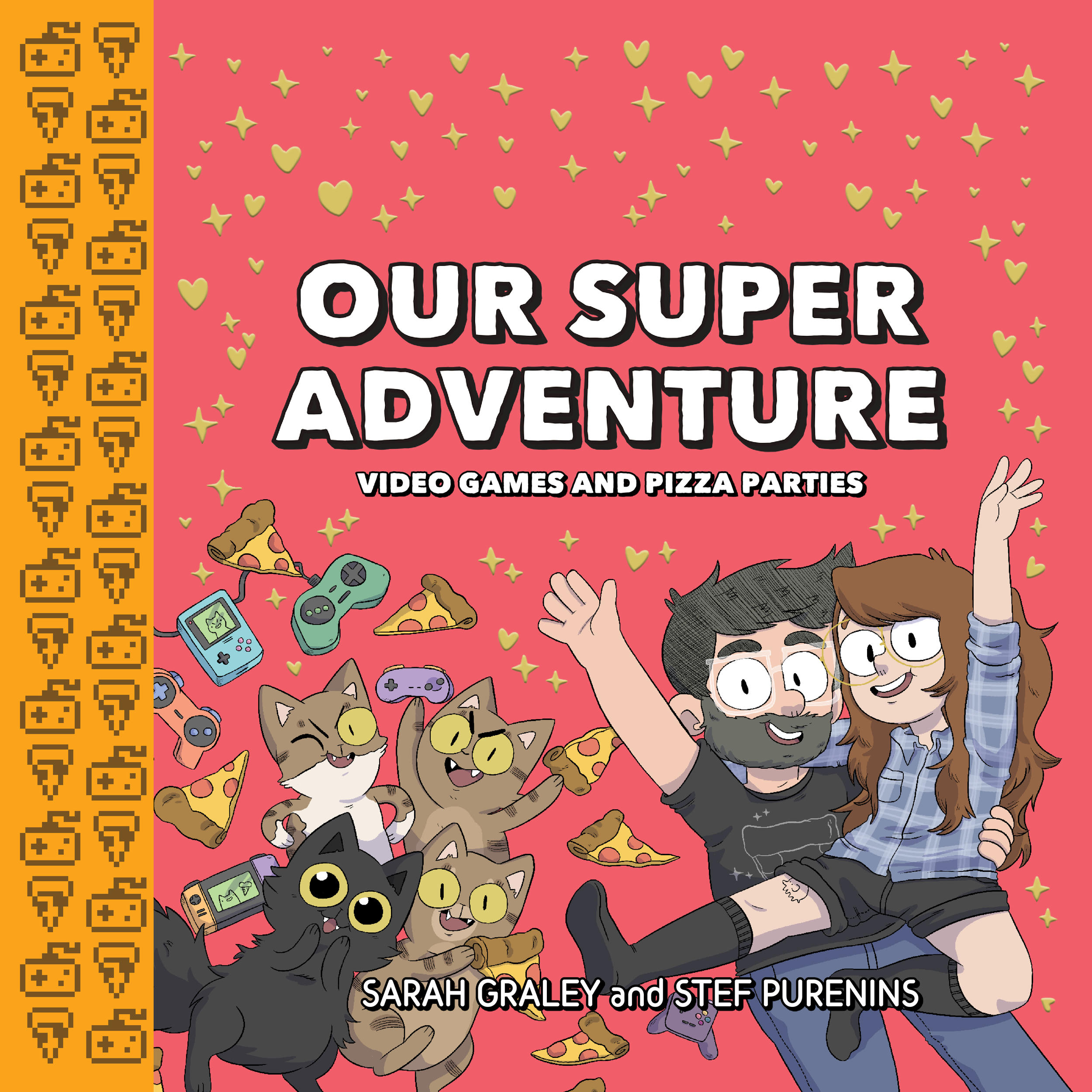 Video Games and Pizza Parties (Vol. 2)   New Oni Press Edition  Released July 16th 2019