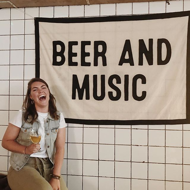 MUSIC AND BEER 🎼