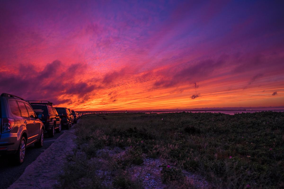 SUNSET, Oak Bluffs, Massachusetts
