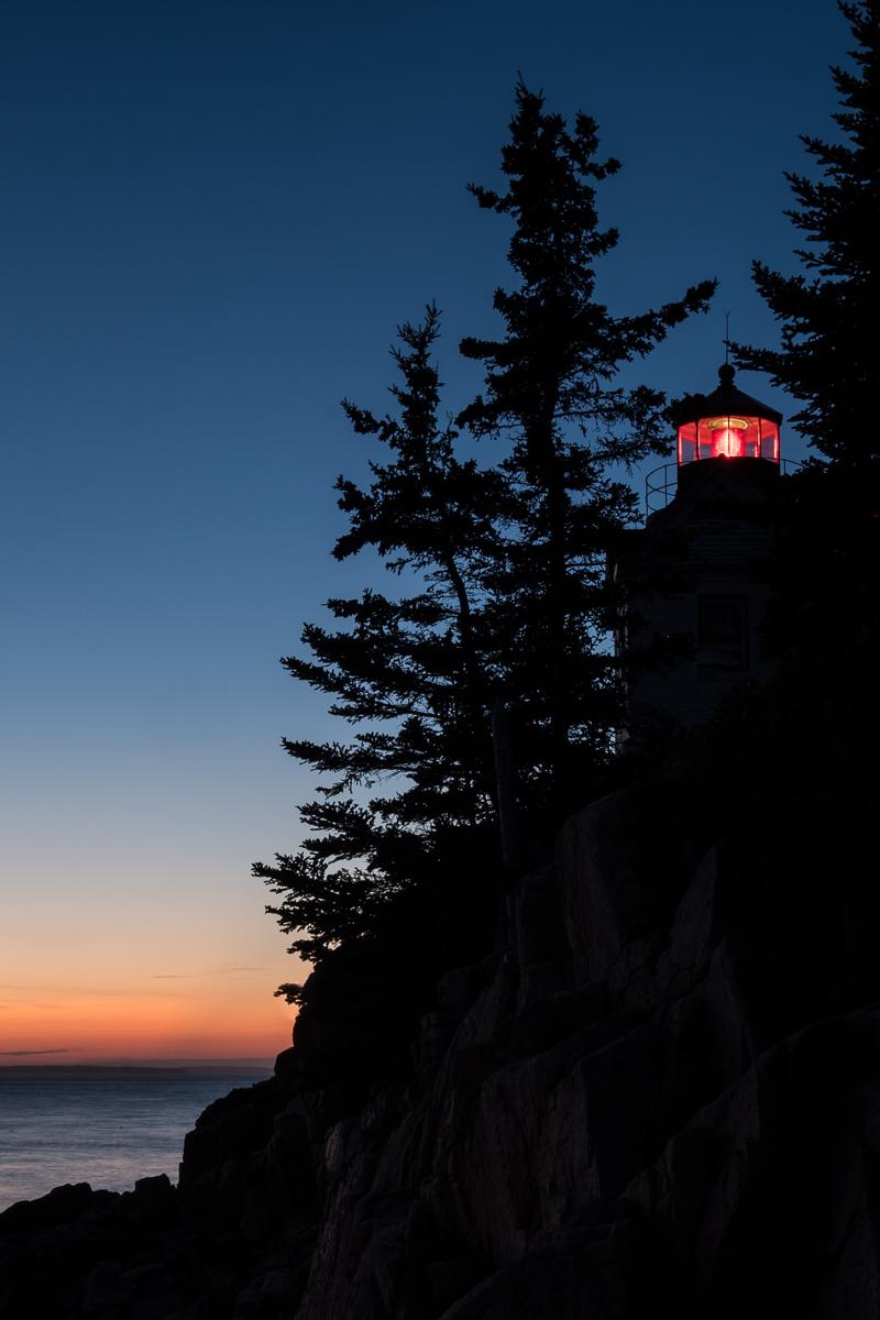 LIGHTHOUSE, Bass Harbor, Maine