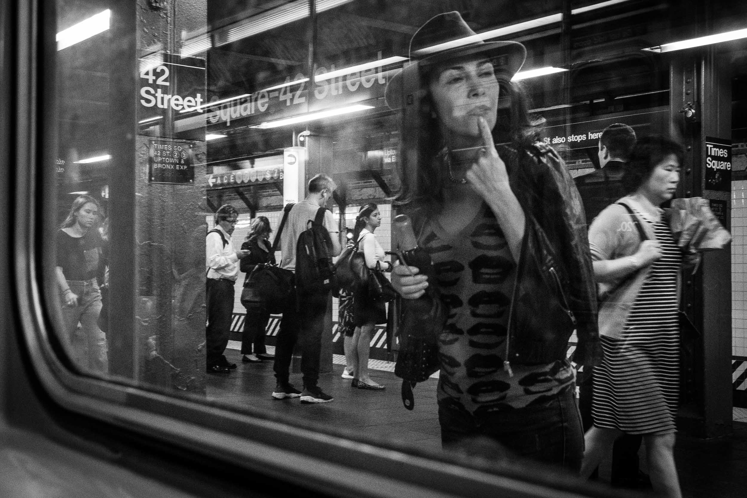 SHOULD I TAKE THE EXPRESS?, New York City