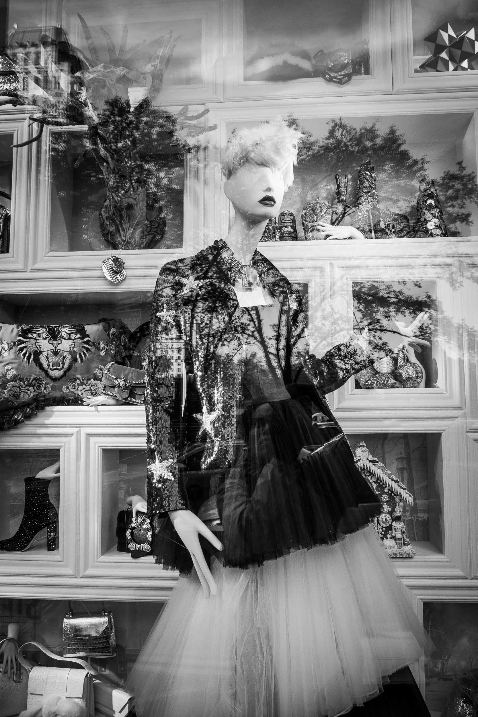 HOLIDAY MANNEQUIN, New York City