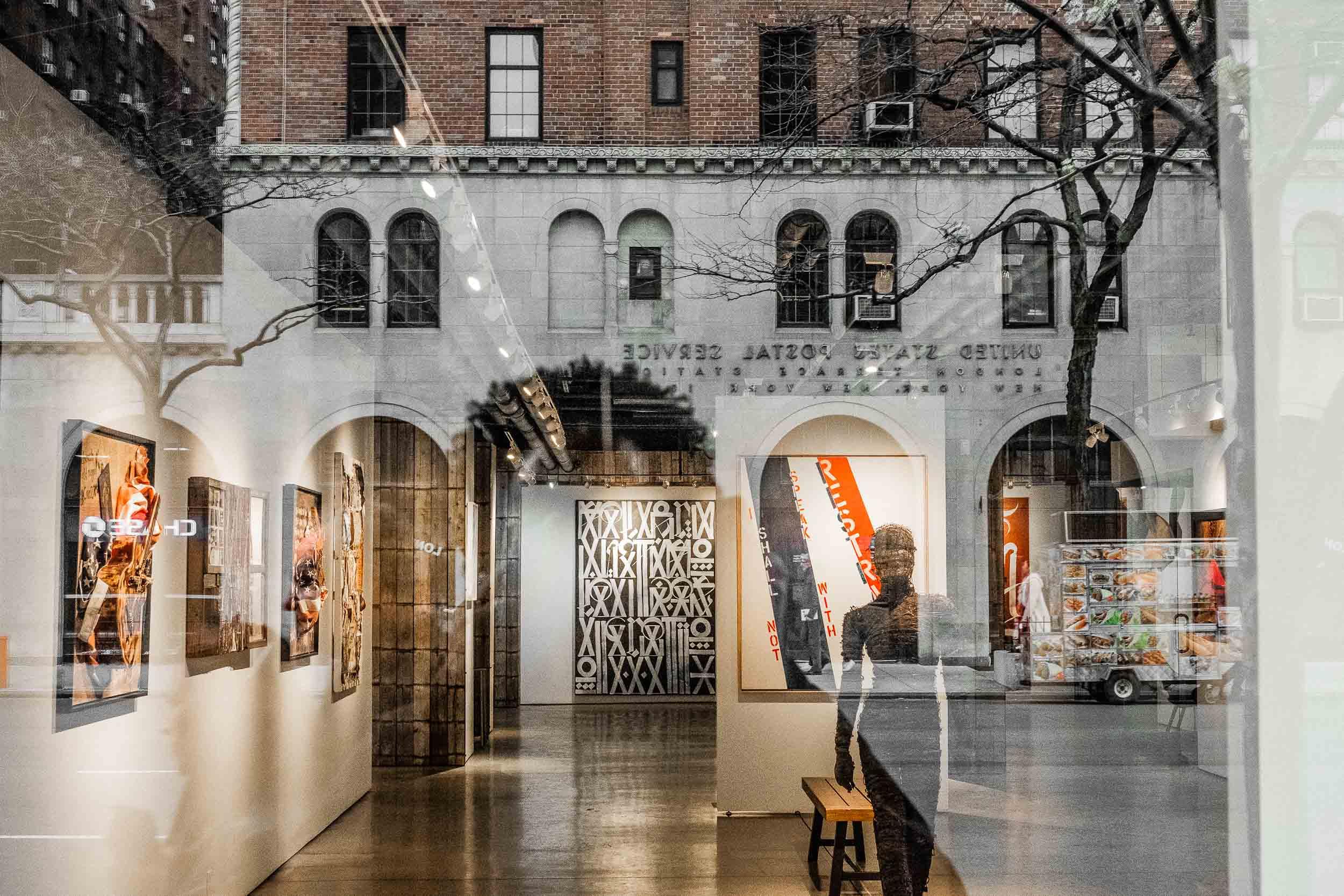 CHELSEA POST OFFICE, New York City