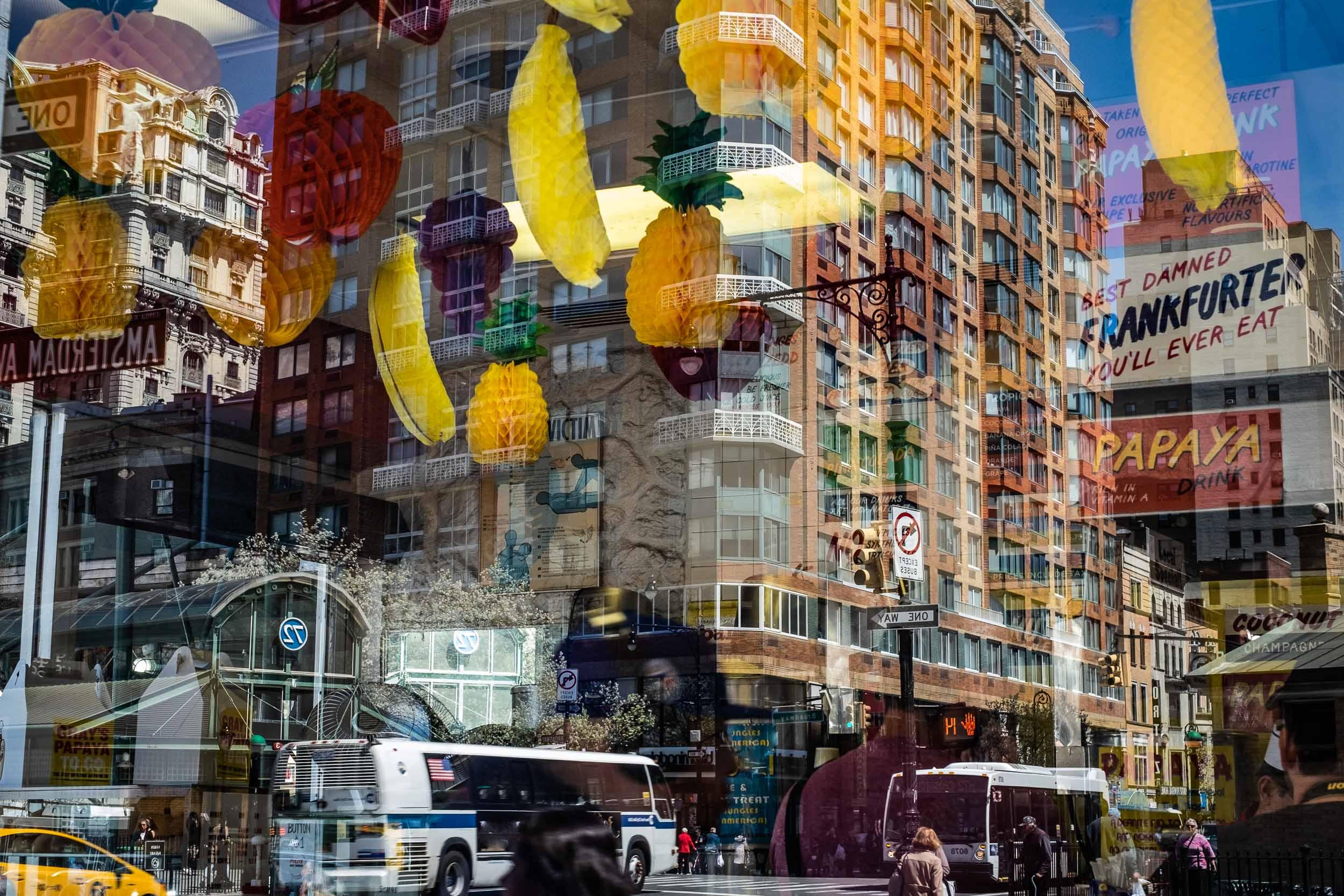 72ND & AMSTERDAM, New York City