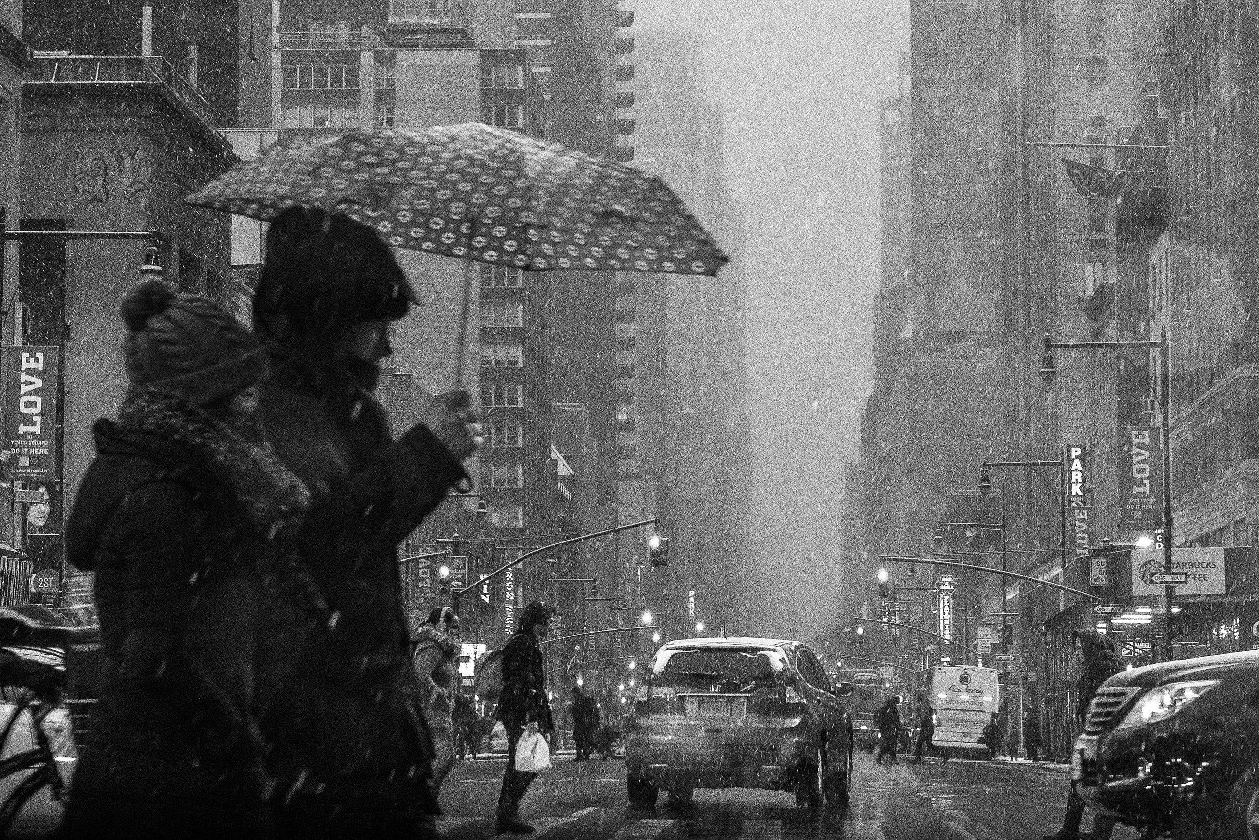 LOVE ON 8TH AVENUE, New York City