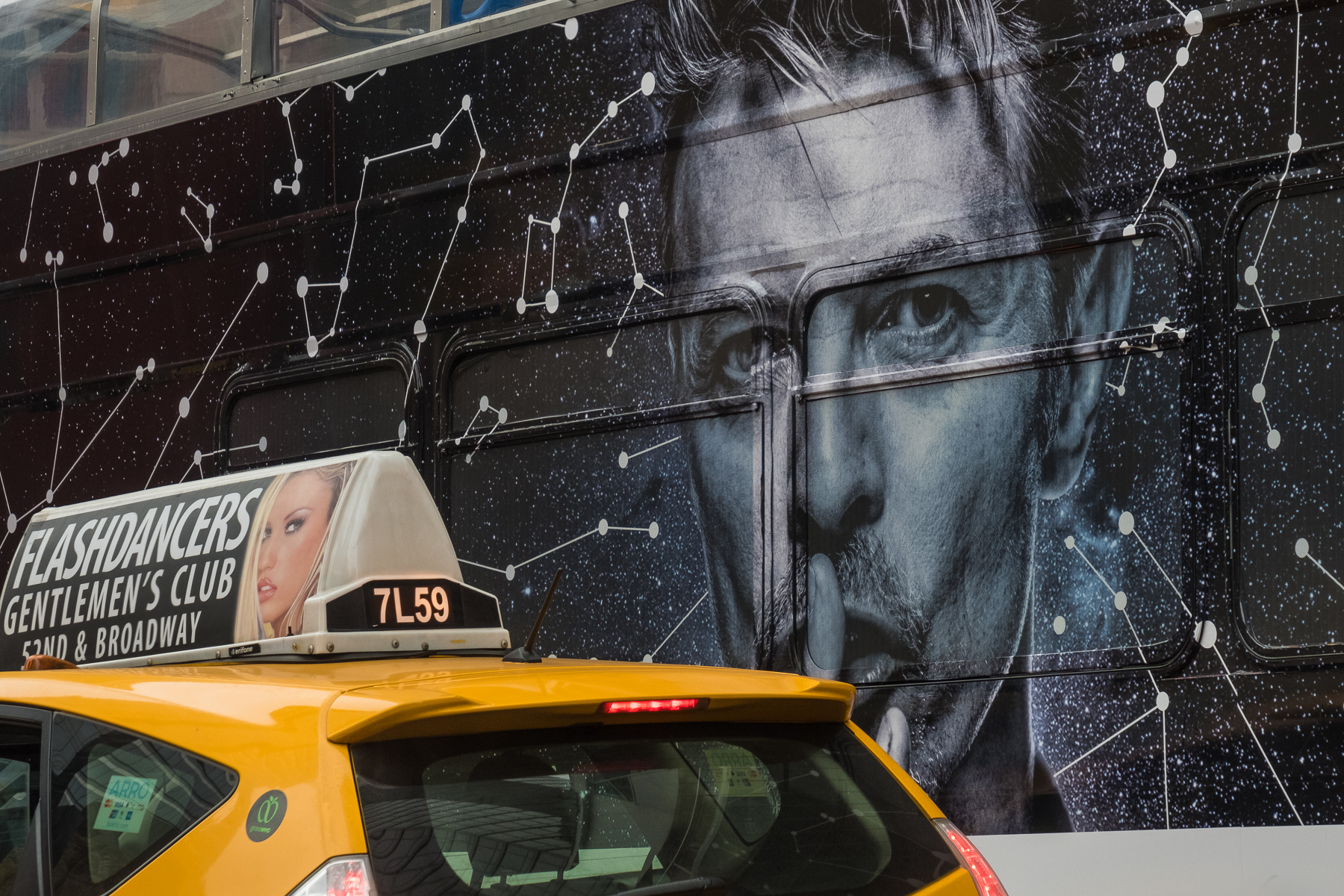 SHH..., New York City