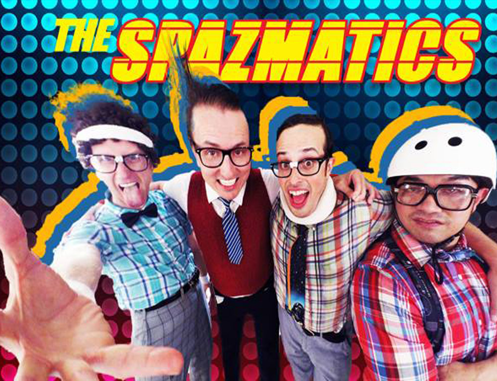 The Spazmatics Band