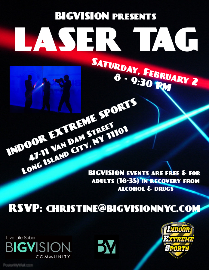 Sober living in Connecticut- BIGVISION+Laser+Tag+2.2.19.jpg