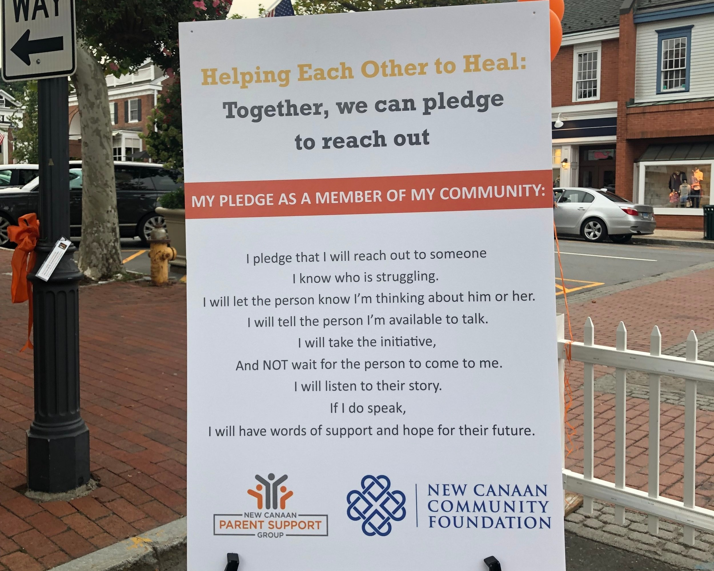 My Pledge As A Member Of My Community…