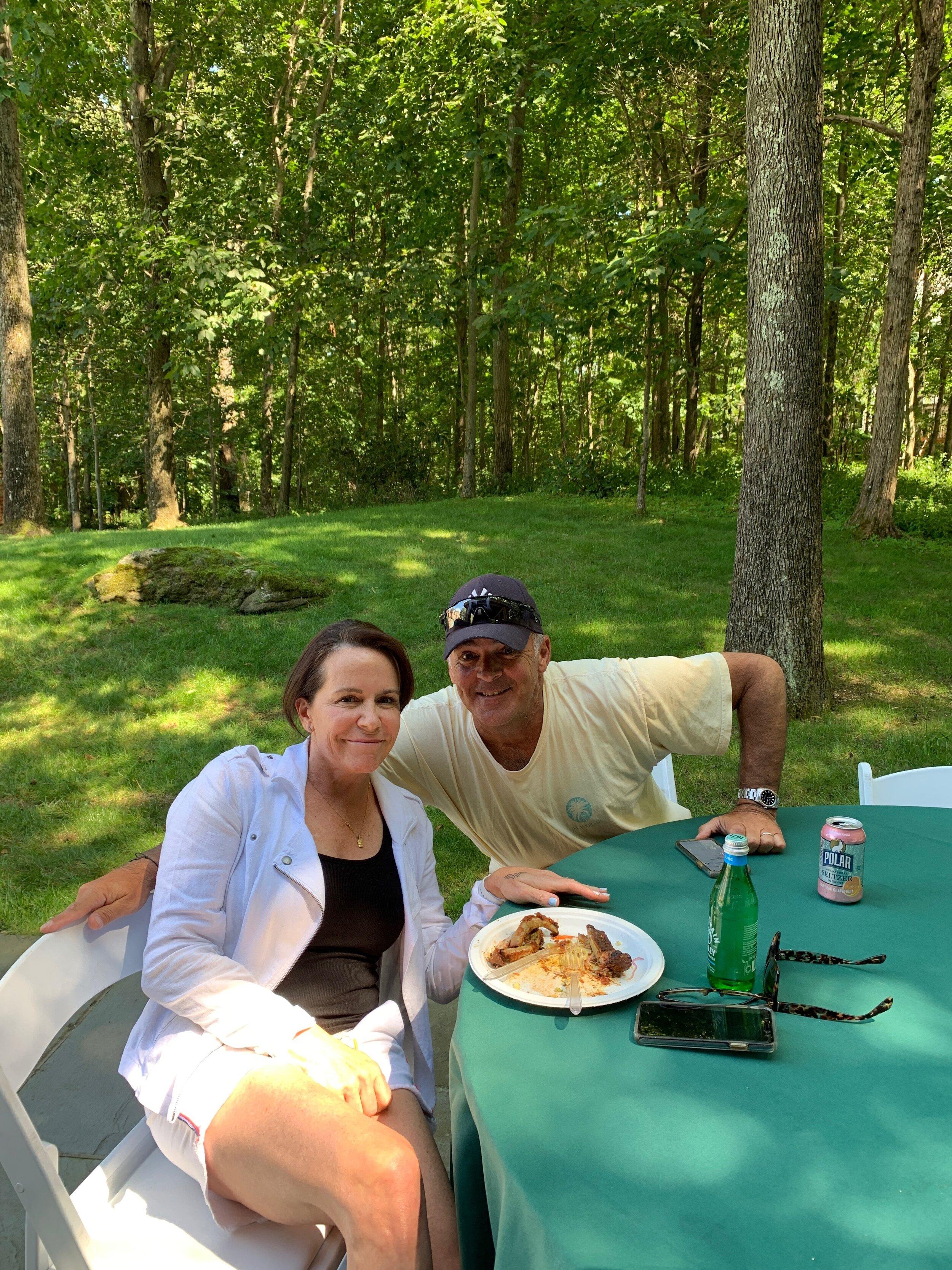 Lighthouse Recovery Coach, David Czaja and his wife Photographer Charisse Czaja