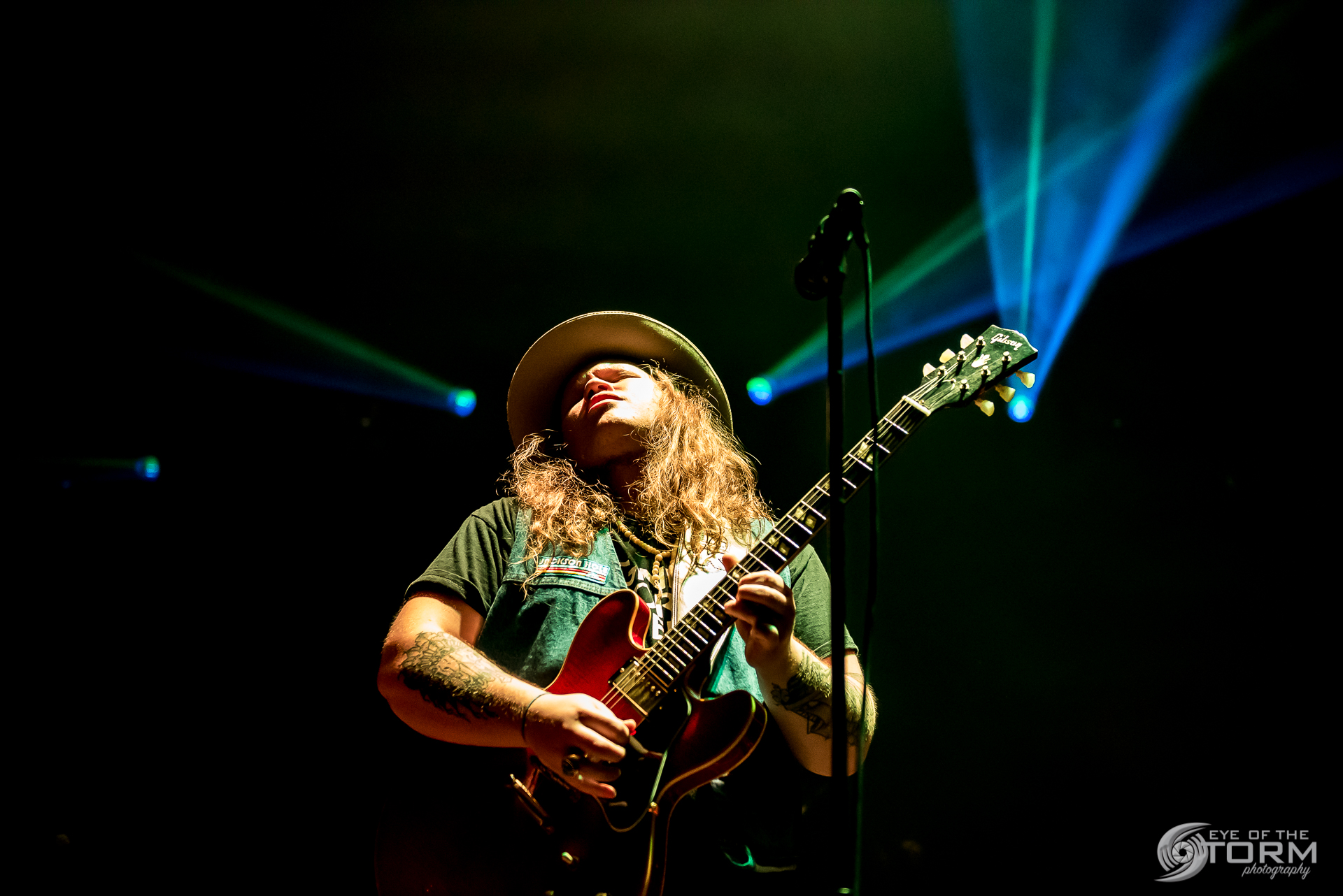 Marcus King Band - 2018-02-16 // U.S. Cellular Center // Asheville, NC