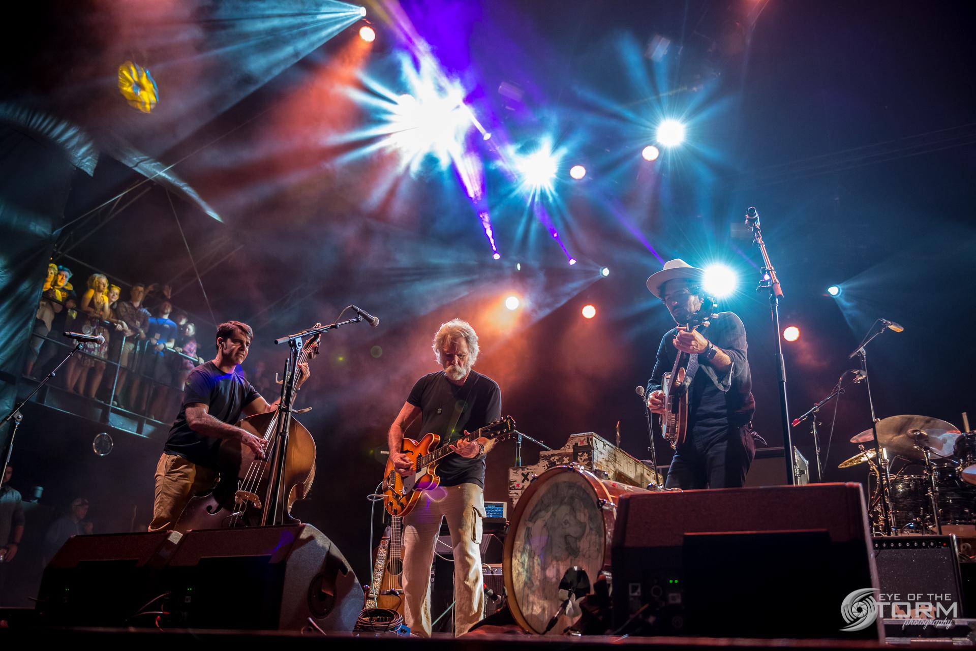 The Avett Brothers w/ Bob Weir - 2017-08-27 // Lockn' Music Festival // Arrington, VA