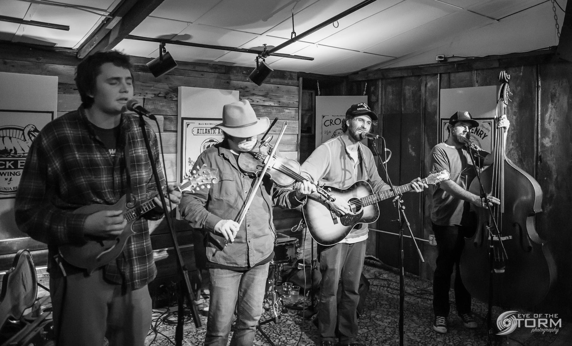 West King String Band - 2017-12-21 // Back Bay Brewing // Virginia Beach, VA