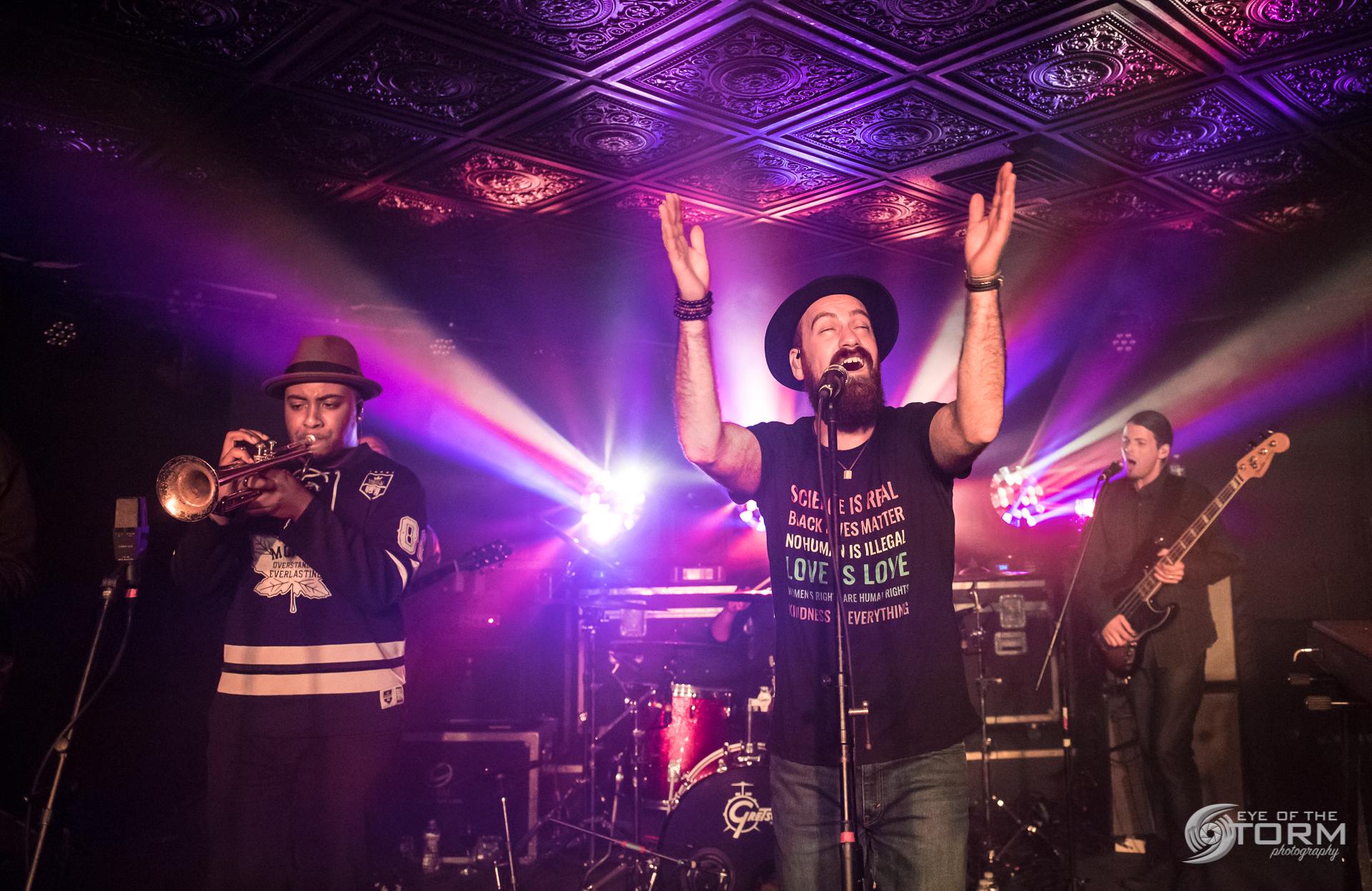 The Motet - 2018-04-04 // Shaka's Live // Virginia Beach, VA