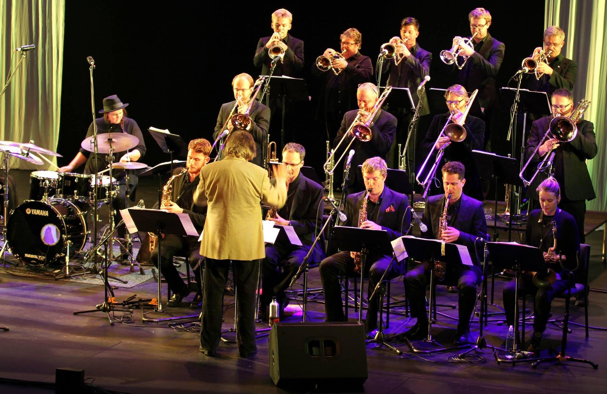 The Rodger Fox Big Band