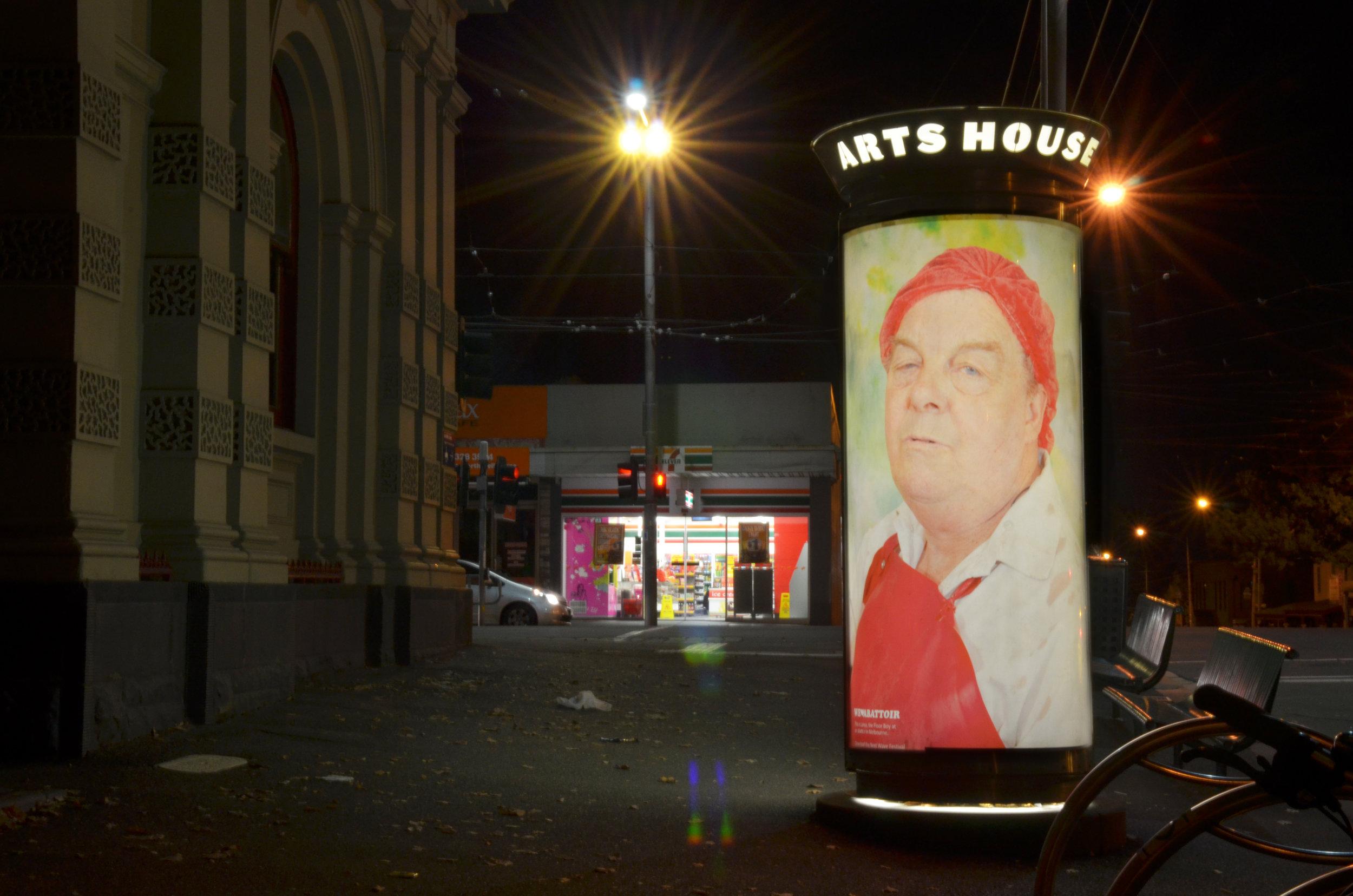 Floor Boy , Queensbury St, North Melbourne