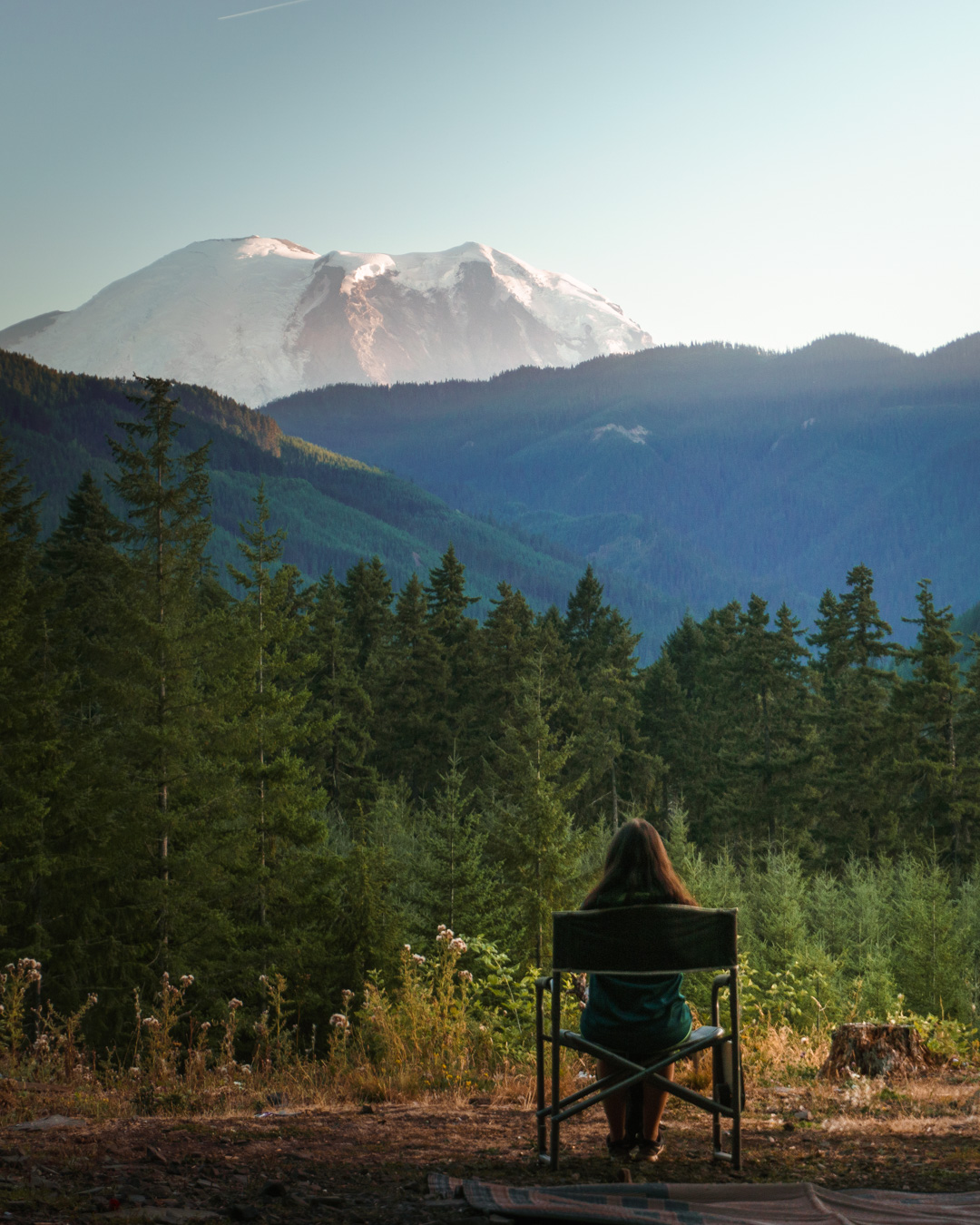 Views like these made it easy for us to fall in love with the boondocking life.