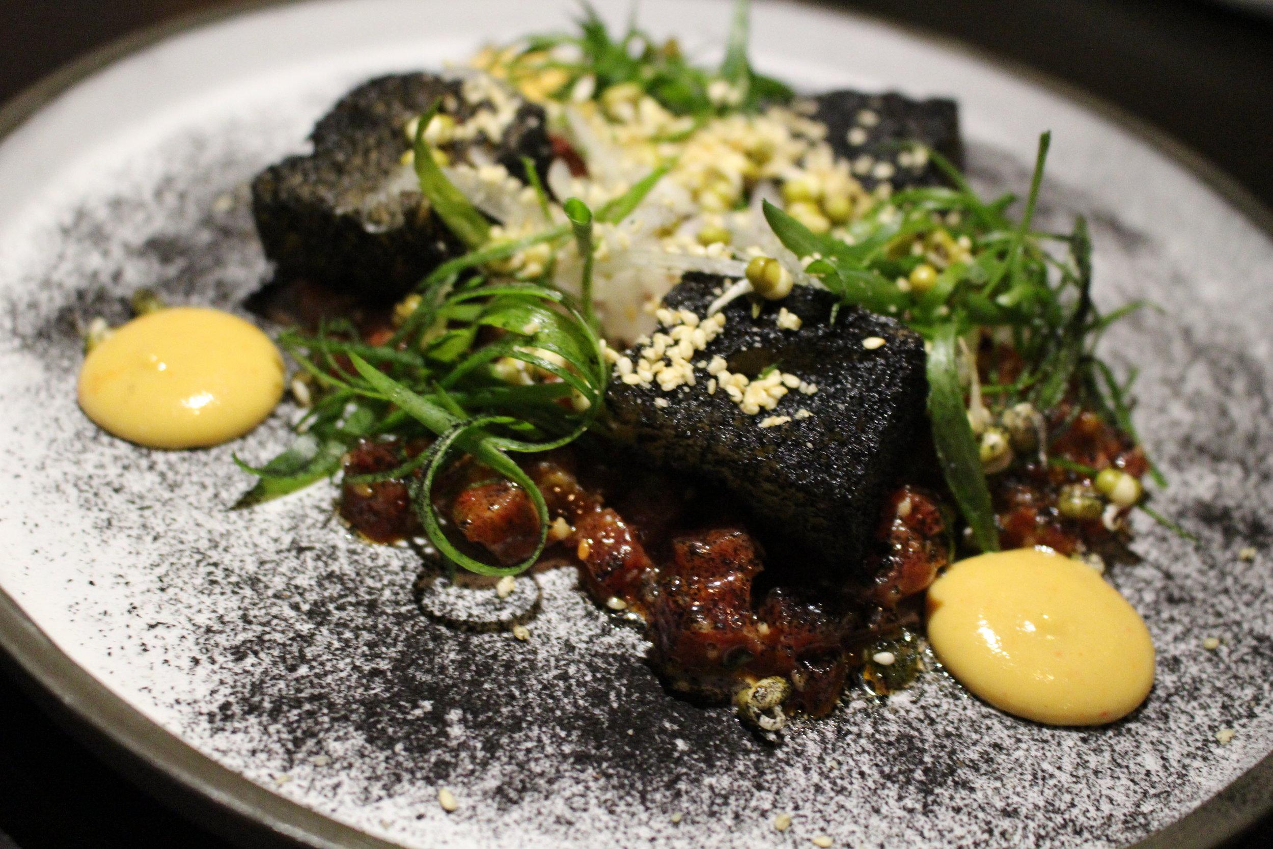 Wagyu beef tartare (photo: Tamara Palmer)