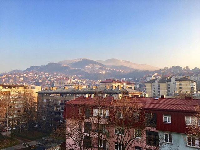 "Sarajevo was bitterly cold but I found it to be a charming city and well worth the visit. As the crazy man Wim Hof says, ""the cold is my warm friend."" . . #sarajevo #bosnia #bosniaandherzegovina #balkan #carolofthebells #wimhof #remotework #locationindependence #nomad #exploreeverything #widenyourworld #workonline #bucketlistlife"