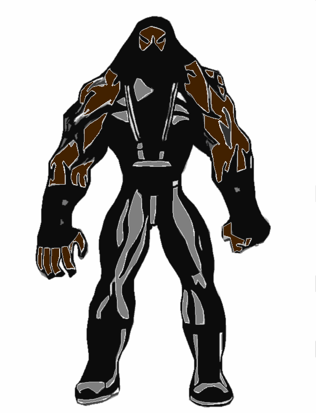 CAIN CONCEPT DESIGN BY TY'RON W. C. ROBINSON II.