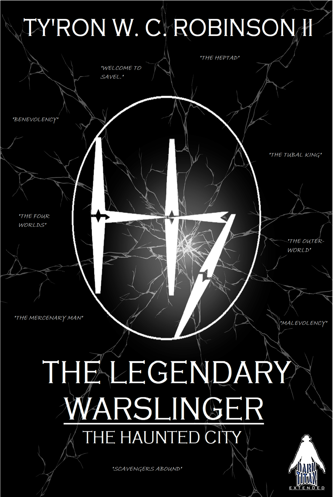 The Legendary Warslinger - Paperback Front Cover.png